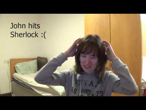 Sherlock S4 E2 The Lying Detective Reaction