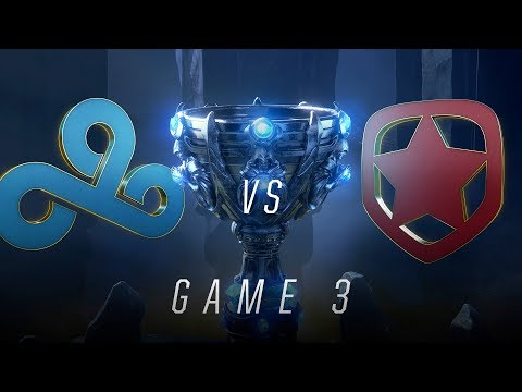C9 vs GMB | Play-In Knockouts | 2018 World Championship | Cloud9 vs Gambit Esports (2018)