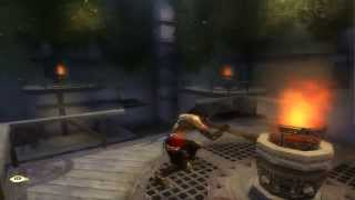 Prince of Persia The Two Thrones:The Structures Mind