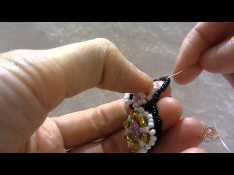 Видео Браслеты из бисера с именим катя инструкция
