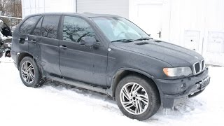 Запчасти б/у для BMW X5 E53 4.6 AT ( M62b46 ) 1999-2003 | KuzovovNET(, 2017-02-28T06:50:53.000Z)