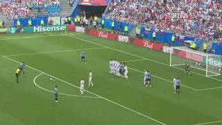 Set Play Analysis – FK Direct Goals Clip 6 - FIFA World Cup™ Russia 2018
