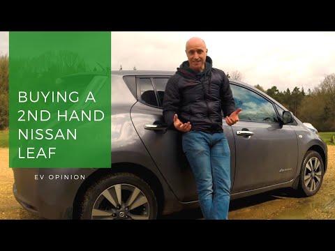 Buying a Used Nissan Leaf