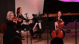 5 Pieces for 2 Violins and Piano : Nr 1 Allegro