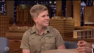 13-Year-Old Son of Steve Irwin Is Expert With Wild Animals Just Like Dad Was