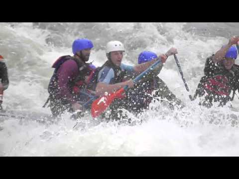 Class VI Whitewater Rafting Upper Gauley