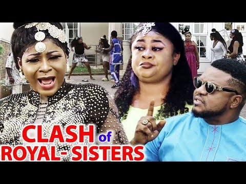 Download Clash Of Royal Sisters Season 9&10 - (New Hit Movie) -Ken Erics 2020 Latest Nigerian Nollywood Movie