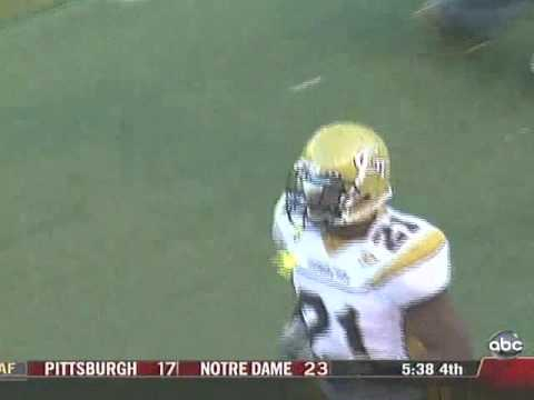 Jonathan Dwyer 66 yd. Touchdown against Florida State 2008