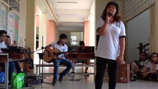 When I Look At You - Guitar Nhan Van cover