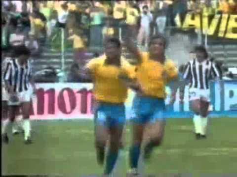 Rede Manchete na Copa do Mundo de 1990 - Jogos do Brasil