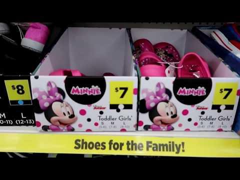 Walt Disney World Discount Shopping Off Site Merchandise Locations Target/Walmart/Outlets 1/12/18