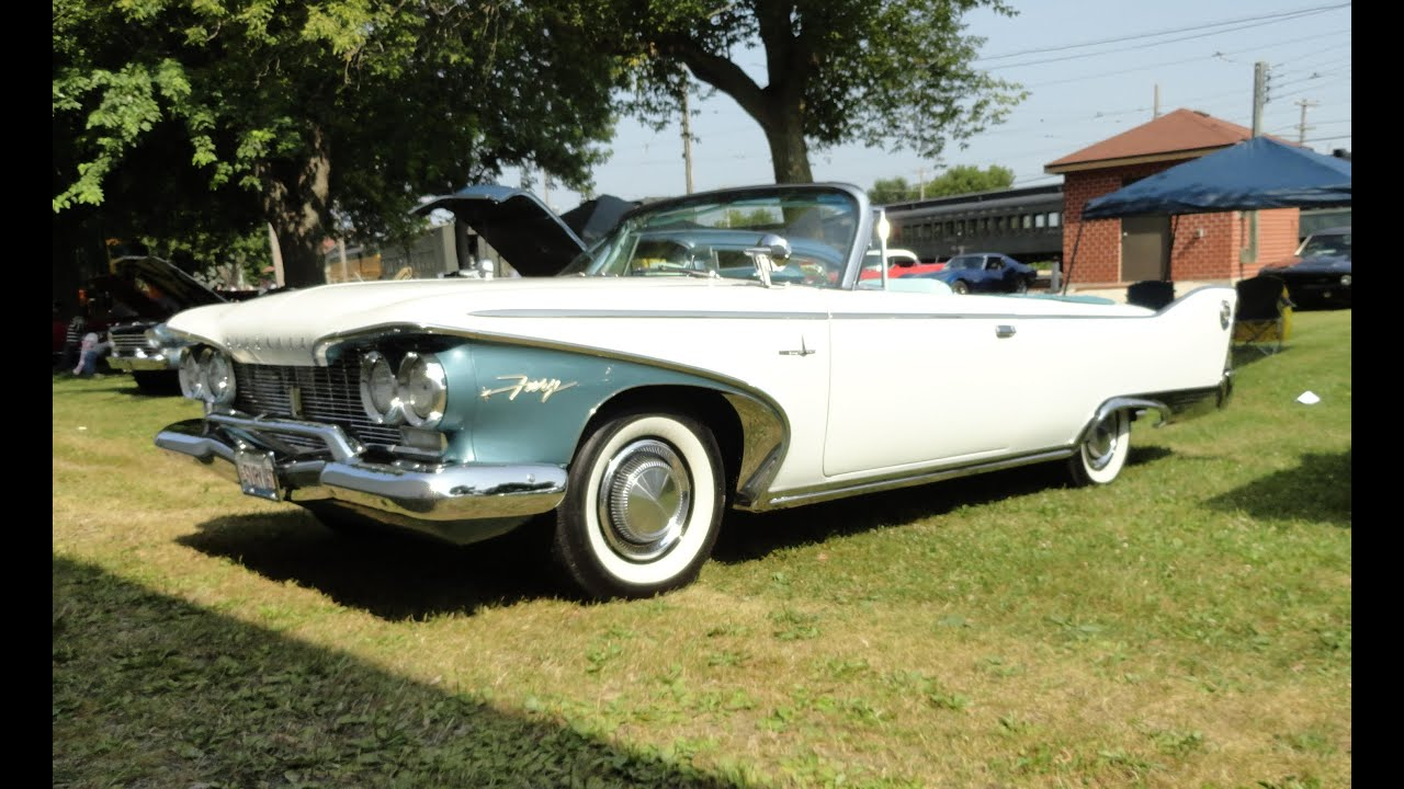 1960 Plymouth Fury Convertible with Factory Record Player - My Car ...