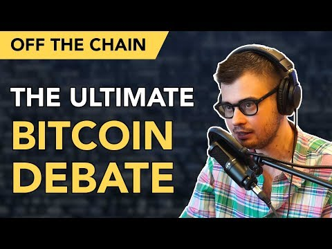 Murad Mahmudov: The Ultimate Bitcoin Argument (Off the Chain