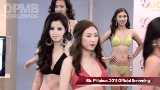 Video Bb  Pilipinas 2011 Swimsuit Official Screening download MP3, 3GP, MP4, WEBM, AVI, FLV Mei 2018