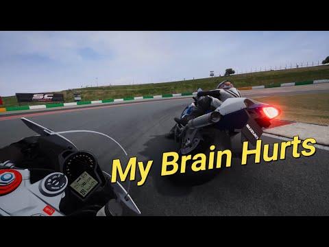 Ride 4 | Cheeky Bonus - RSV4 Portimao 5 Laps 1st Person - Brain Reboot Required |