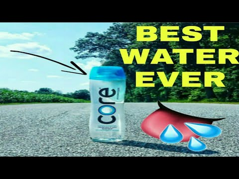 Core Hydration (WATER REVIEW)