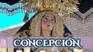 ▶️ VIRGEN DE LA CONCEPCIÓN ✝️ SEMANA SANTA MÁLAGA 2019 ✝️