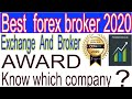 Forex Best Awards 2017 Winners