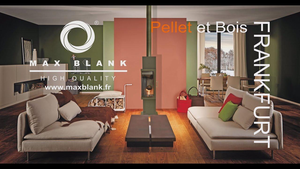 MAX BLANK FRANKFURT latéralement Pellet FR  YouTube