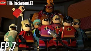CONFRONTO COM HIPNOTIZADOR - LEGO® The Incredibles ( Parte 7 )