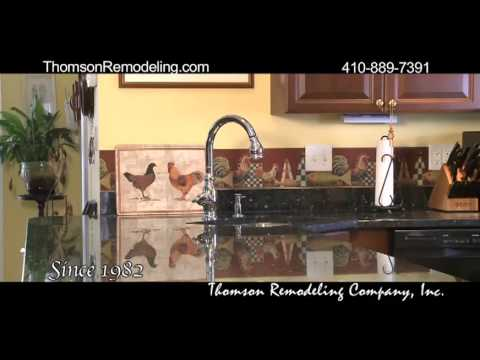 Kitchen Remodeling In Baltimore, Maryland
