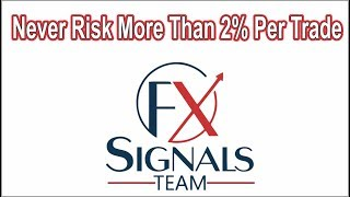 Forex Trading Rules: Never Risk More Than 2% Per Trade | FX SIGNAL TEAM