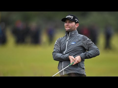 Branden Grace shoots first-ever 62 in major championship history