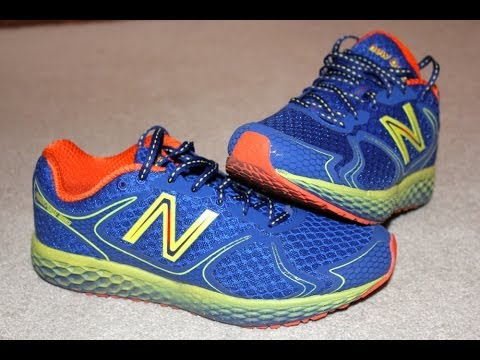 5e064fe404d9c New Balance Fresh Foam 980 review - In depth! - YouTube