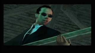 Matrix Game - Smith vs Neo (Final Battle)