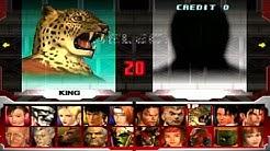Tekken 3 | King