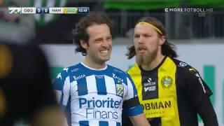Allsvenskan 2018: IFK Göteborg - Hammarby