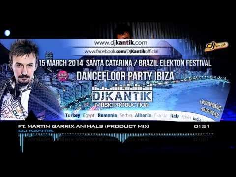Dj Kantik ft Martin Garrix - Animals (Product Mix) 2013 Sмɦcɳ...