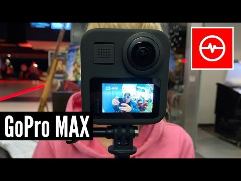 Vlog W 360 - GoPro MAX