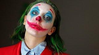 JOKER (Guasón) - Makeup tutorial inspired in Joaquin Phoenix's Joker character