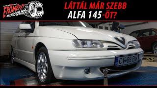 Totalcar Erőmérő: Láttál már szebb Alfa 145-öt?