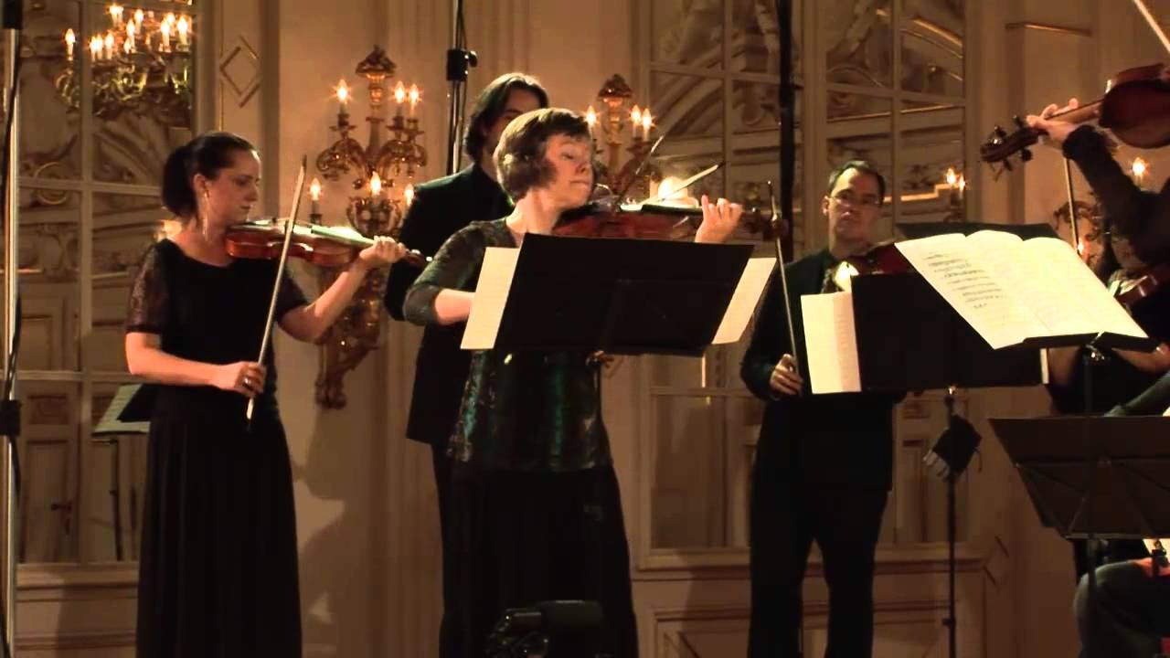 Collegium Marianum, Lenka Torgersen, Arcangelo Corelli - Concerto grosso op. 6, no. 7