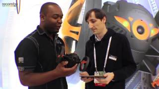 Parrot Jumping Sumo smartphone drone hands on