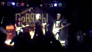 Normahl - Exhibitionist live
