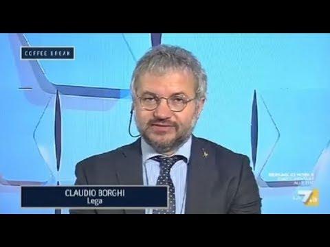 Claudio Borghi Aquilini - Es TRW - Vantaggi Svantaggi €U 21/02/2018