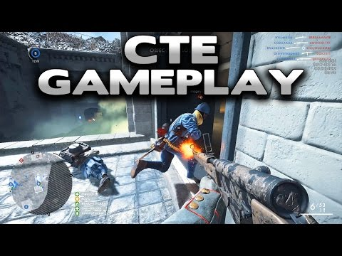 Battlefield 1 CTE Gameplay RSC 1917 + Chauchat