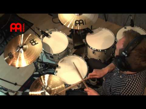 MEINL MCS - COMPLETE CYMBAL SET-UP