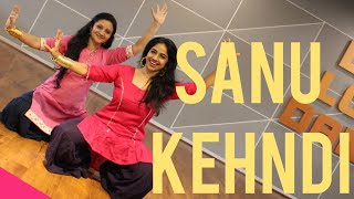 SANU KEHNDI/ WEDDING DANCE FOR GIRLS/ SHADI STEPS FOR GIRLS/ BHANGRA BOLLYWOOD/RITU'S DANCE SURAT.