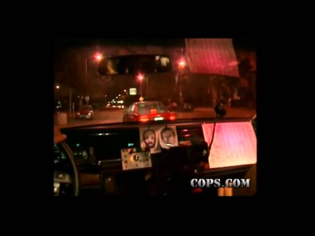 Get On It Mel!, Officer Gary Mullins and Mel Gonzales, COPS TV SHOW