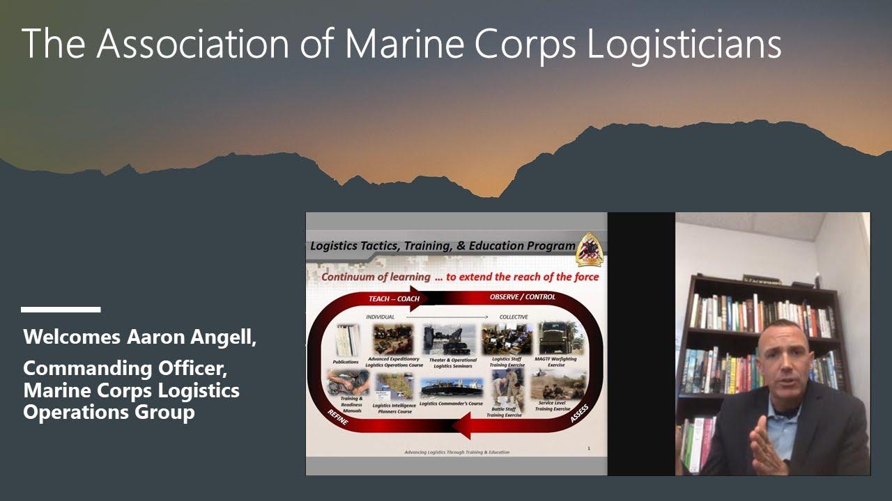 The Logistics Training Continuum