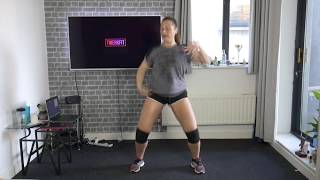 Nikki Twerk Fit class 60min