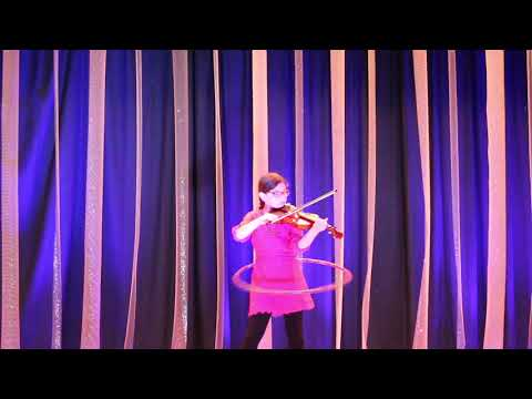 South Bay's Got Talent - Sophia Bussard - Bayside STEAM Academy