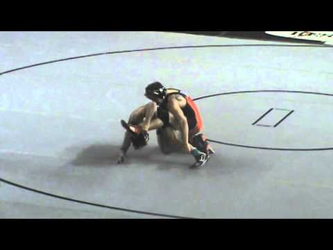 138 Quinn Devaney Vs. Val Miele (Delbarton School) Part 2
