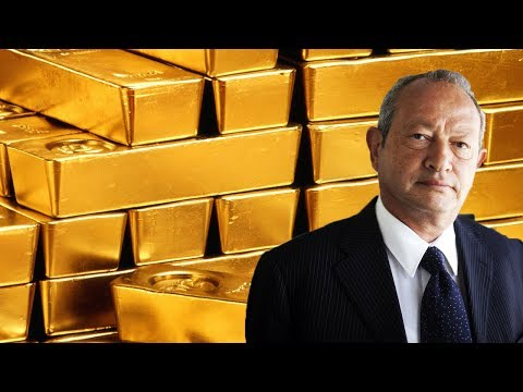 Egyptian Billionaire Invests Over $2.5 Billion Into Gold!! (Stack Like An Egyptian)