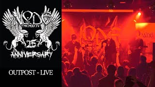 NODE - Outpost - Live 25th Anniversary