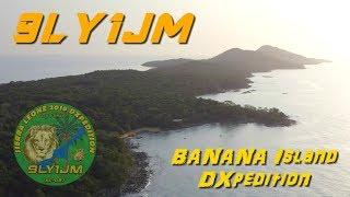 9LY1JM - Banana Island DXpedition 2019